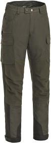 Bild på Pinewood Dog Sports Extreme -naisten housut, tumma oliivi/ruskea