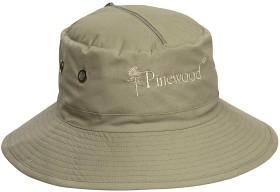 Bild på Pinewood Mosquito -hattu vetoketjulla, vaalea khaki