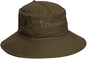 Bild på Pinewood Mosquito -hattu vetoketjulla, tumma oliivi