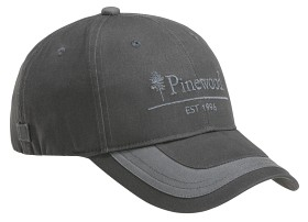 Bild på Pinewood TC -lippalakki, harmaa/tummanharmaa