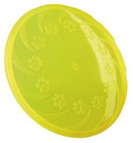 Bild på Trixie -koiran frisbee, kelluva, 18 cm
