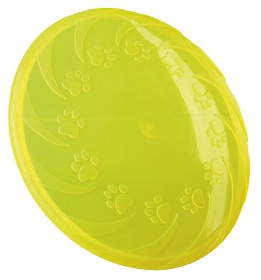 Bild på Trixie -koiran frisbee, kelluva, 22 cm