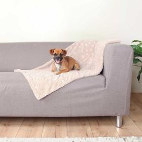 Bild på Trixie Cosy -koiran viltti, beige, 100 x 70 cm