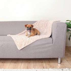 Bild på Trixie Cosy -koiran viltti, beige, 70 x 50 cm
