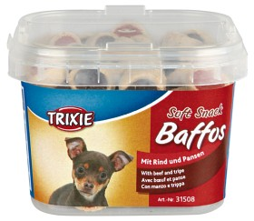 Bild på Trixie Soft Snack Baffos -koiranherkut, 140 g