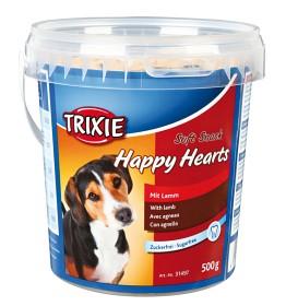 Bild på Trixie Soft Snack Happy Hearts -koiranherkku, 500 g