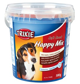 Bild på Trixie Soft Snack Happy -koiranherkku, 500 g