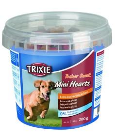 Bild på Trixie Trainer Snack mini Hearts -koiranherkut, 200 g
