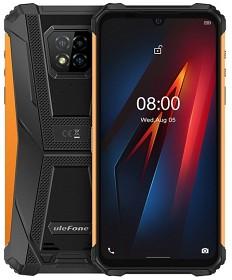 Bild på Ulefone Armor 8 Pro -älypuhelin, musta/punainen