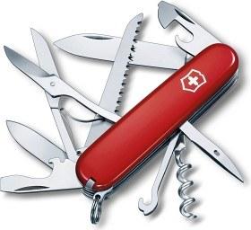 Bild på Victorinox Huntsman -monitoimityökalu, punainen